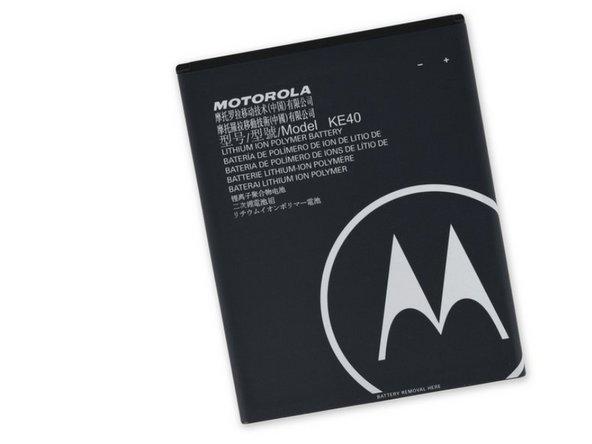 Motorola Moto E6 Battery Replacement