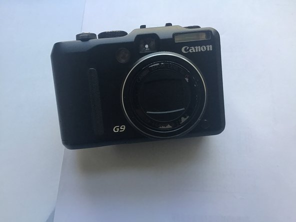 The Canon PowerShot G9 made its debut around 2007. With 12.1 mega pixels and 3200 ISO, it's easily one of the more economical choice for amateur and hobbyists.