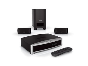 Bose 3-2-1 Home Entertainment System Repair