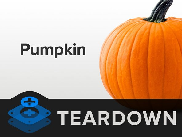 Pumpkin: this fall's must-have device. Despite a yearly release cycle, our Late 2016 Pumpkin doesn't  sport any major upgrades from last year's model.
