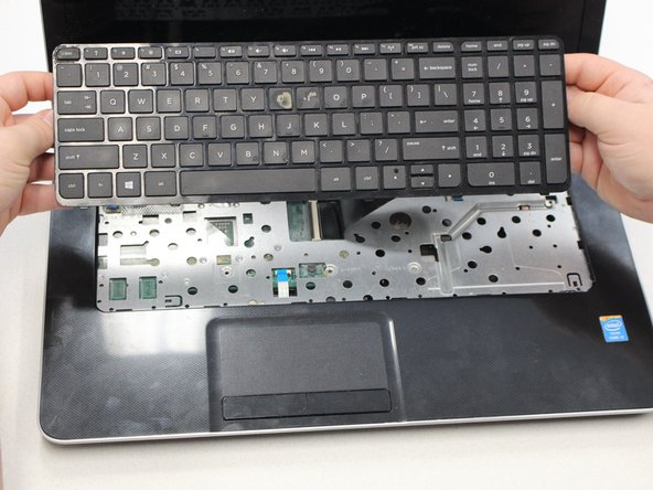 HP Pavilion 17-e146us Keyboard Replacement