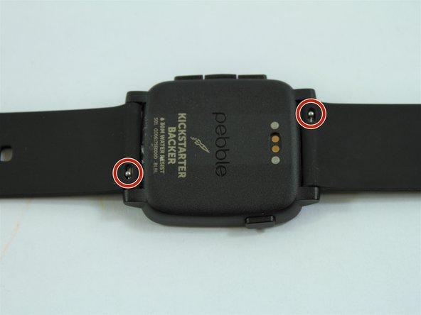 Pebble Time Watch Strap Replacement