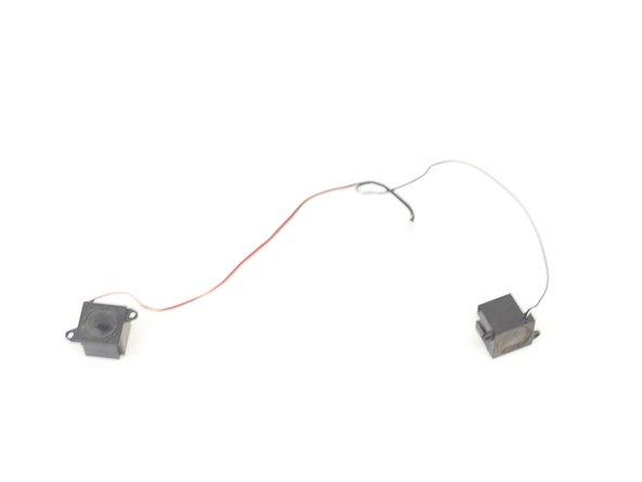 Sony Vaio SVE151G11L Speaker Replacement