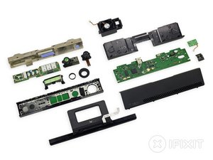 Xbox One Kinect Teardown