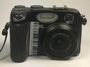 Nikon Coolpix 5400 Repair