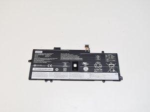 Lenovo ThinkPad X1 Carbon 7e generatie Vervanging van de batterij