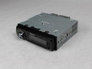 Pioneer MXT-X366BT Repair