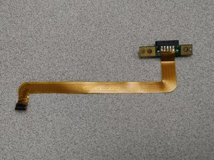 Keyboard connector solid state board