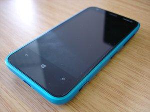 Repairing Nokia Lumia 620 On / Off Swith