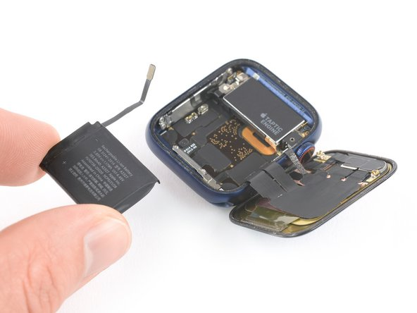Apple Watch Series 6 Battery Replacement