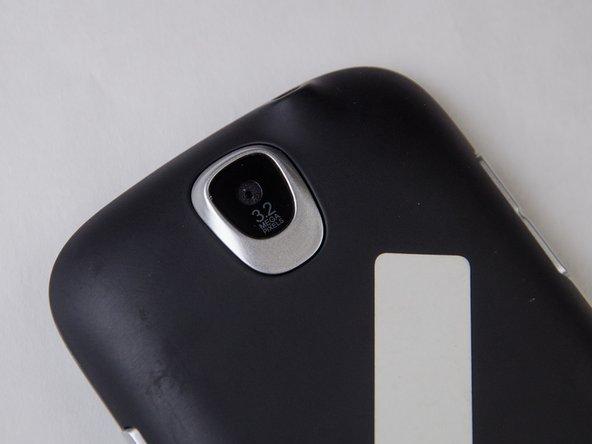 BLU Dash 3.5 Camera Replacement