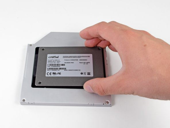 "Installation d'un second SSD dans l'iMac Intel 20"" EMC 2266"