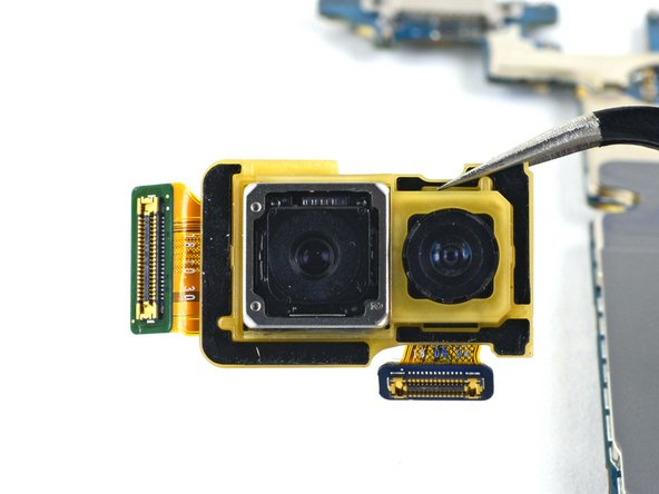 Samsung Galaxy S10e Dual Rear Camera Replacement