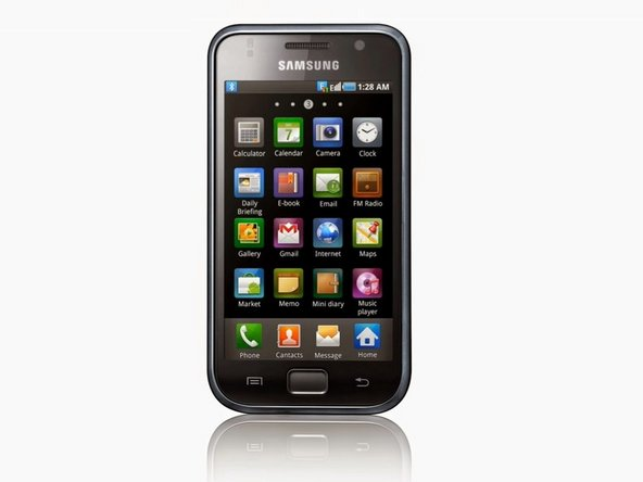 Samsung Galaxy - S Display Assembly Replacement