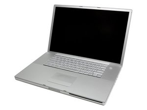 "MacBook Pro 17"" Model A1151"