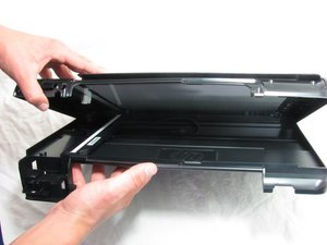 Scanner Glass Assembly