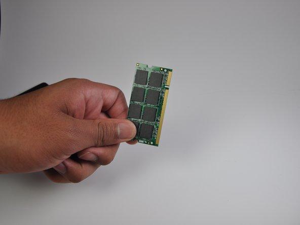 HP Compaq NC6120 RAM Replacement