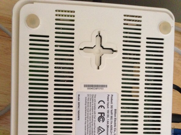 Repairing Billion Router BiPAC 7404VNPX VOIP