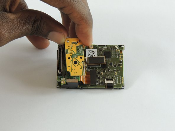 GoPro Hero4 Black Camera Sensor Replacement