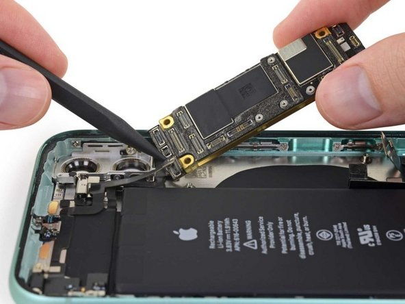 iPhone 11 Logic Board Replacement