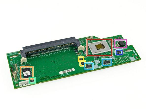 SCSI Inteface IC Identification: