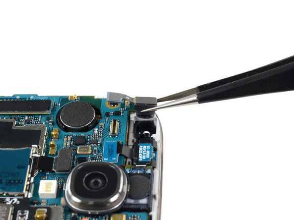 Samsung Galaxy S4 Front Facing Camera Replacement