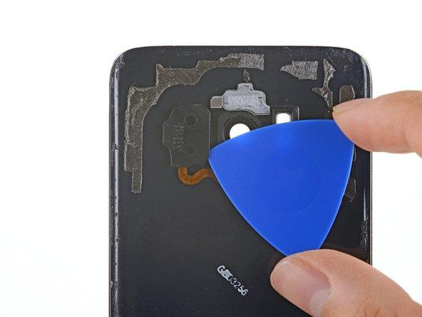 Samsung Galaxy S8 Fingerprint Sensor Replacement
