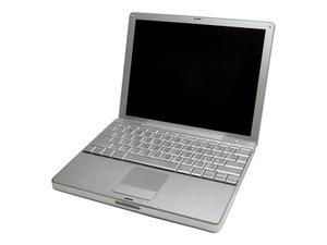 "PowerBook G4 Aluminum 12"" Repair"