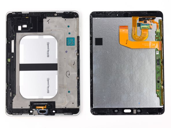 After removing the screws from the rear, the front panel must be removed.