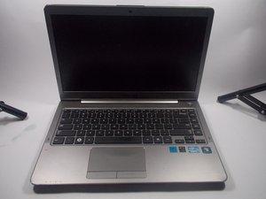 Samsung NP530U4BL Repair