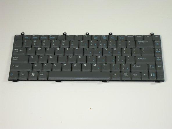 Gateway 600YG2 Keyboard Replacement