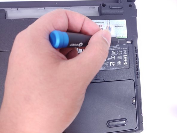 Acer Aspire AS3810TZ-4806 Trackpad Replacement
