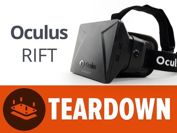 在我们开始之前,我们要说明这是开发者套件中包含的Oculus Rift的开发版本。 它本质上是消费者版本的早期原型。