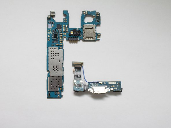 Samsung Galaxy S5 Charging Port Replacement