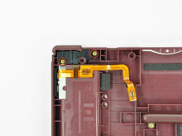 Nintendo DSi XL Left Shoulder Button Replacement