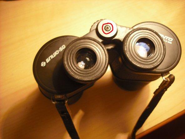 Repairing Tento 10x50 binoculars Image alignment (psuedo-collimation aka conditional alignment)