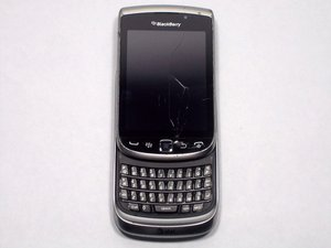 Blackberry Torch 9810 Repair