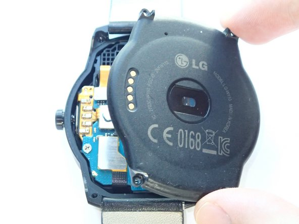 LG G Watch R Back Case Replacement