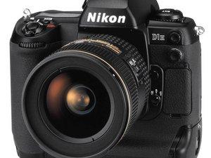 Nikon D1X Repair