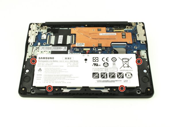 Samsung Chromebook 3 Battery Replacement