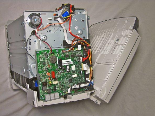 Canon ImageCLASS MF4350d Transformer Replacement