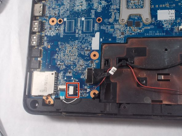 HP Pavilion g4-1117dx Speaker Replacement