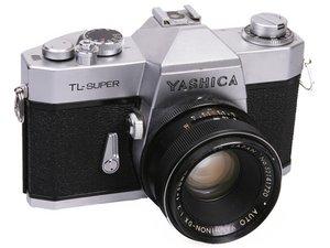 Yashica TL-Super Repair