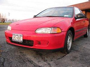 1992-1995 Honda Civic Repair