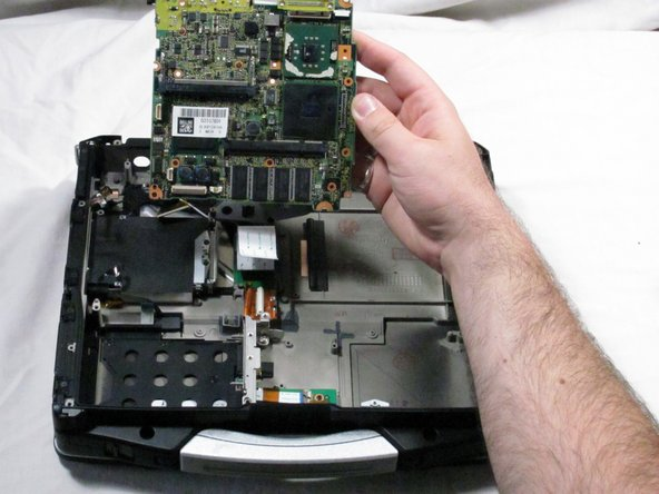 Panasonic Toughbook CF-29 Motherboard Replacement