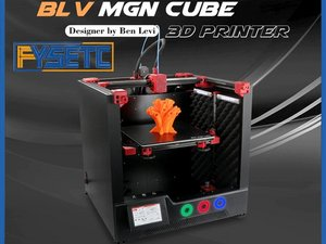 BLV MGN Cube