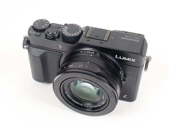 Panasonic LUMIX DMC-LX100 LCD Screen Replacement