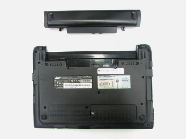 Samsung N150 Plus Battery Replacement