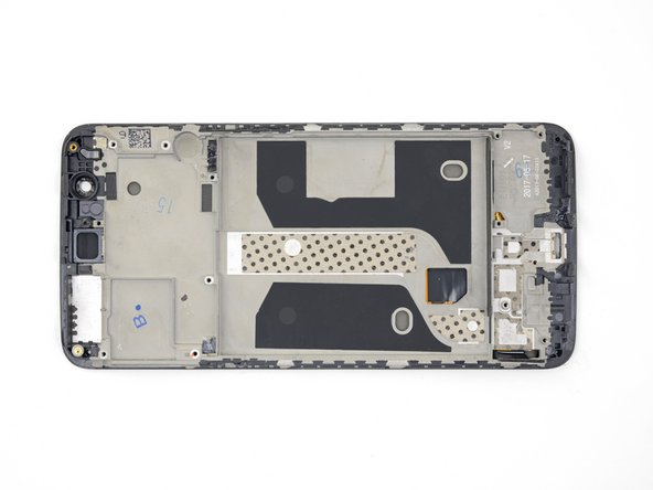 OnePlus 5 Screen and Digitizer Assembly Replacement