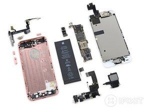 iPhone SE拆解